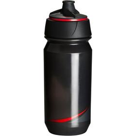 Tacx Shanti Twist Trinkflasche 500ml smoke/rot
